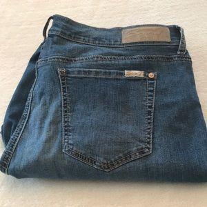 Seven7 Girlfriend Skinny Jean Size 16